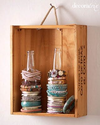 como organizar as bijus / foto etceteraecasa.blogspot.com