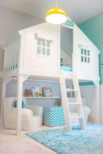 camas para quartos de criança / Foto: designdazzle.com (2)