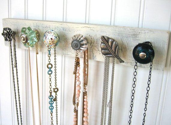 como organizar bijuterias / foto etsy