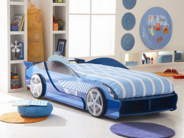 camas para quartos de criança / Foto: homedit