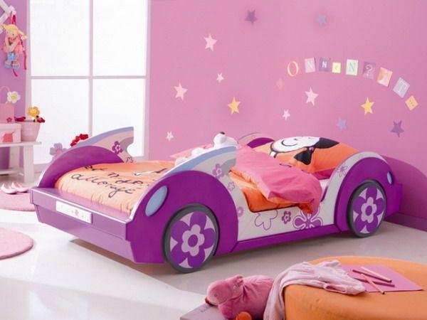 camas para quartos de criança / Foto: idesigninterior.netA