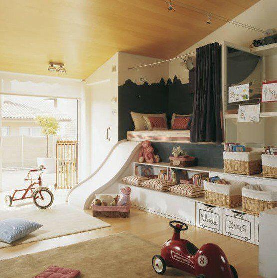 camas para quartos de criança / Foto: socialcafemag.com