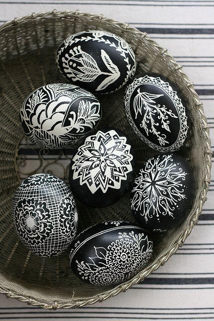 como usar cascas de ovos na decoração  / Foto: stormyaffernoon flickr
