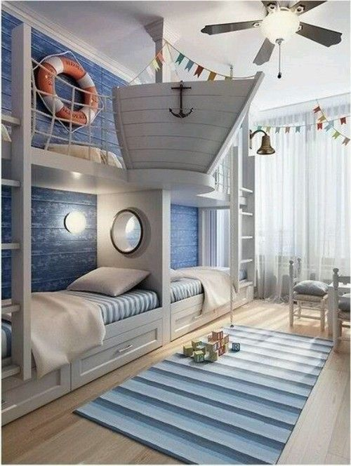 camas para quartos de criança / Foto: weheartit.com