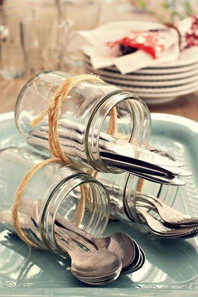 organização de talheres - Foto casaejardim.globo.com